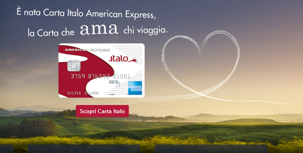 Barbara Azzolina e il progetto Italo – American Express a cura di Optima Servizi