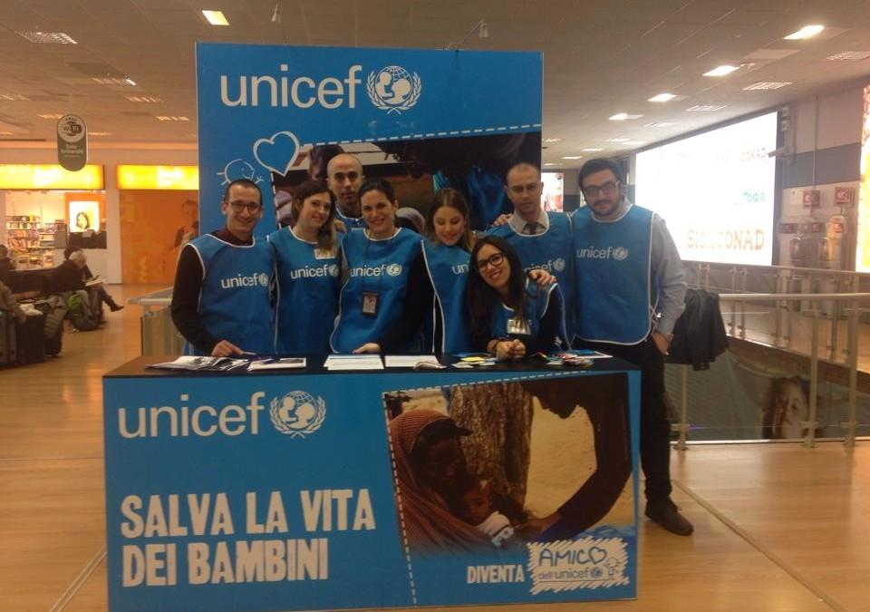 Decolla il progetto Unicef, targato Omicron Servizi