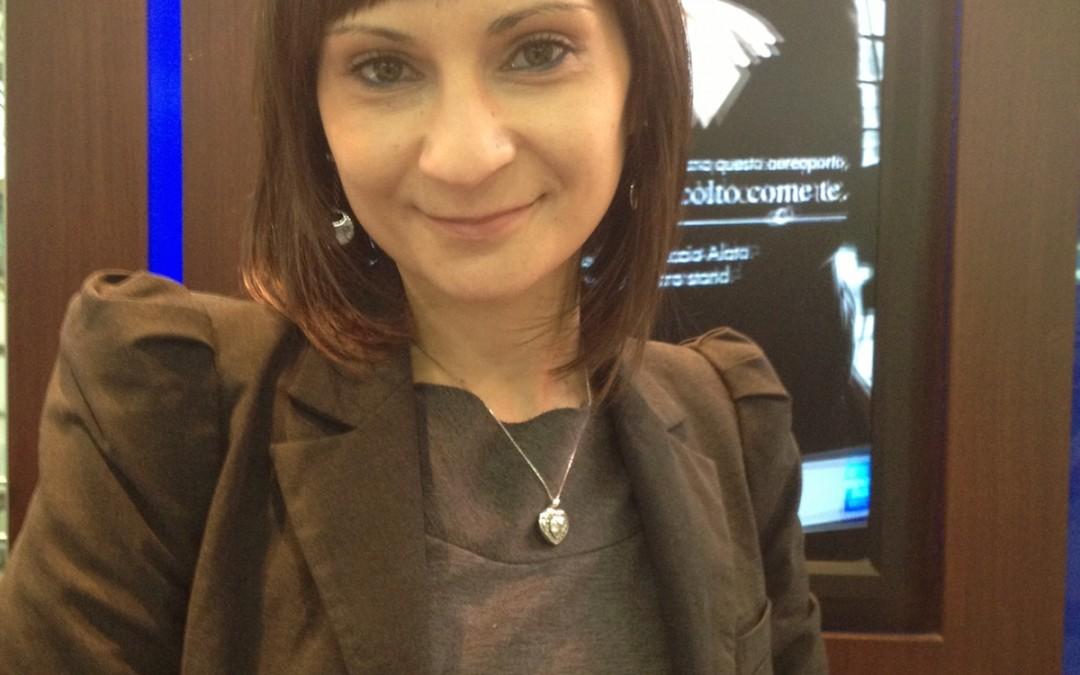 Roberta Anastasio è il nuovo Project Manager Junior del progetto PayBack-American Express