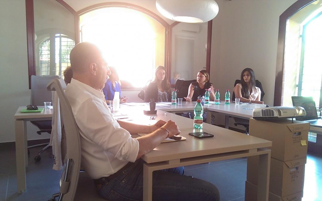 """Al debutto """"Il colloquio di selezione"""", il nuovo corso di formazione specialistico nel nostro programma"""