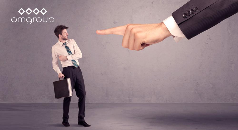 5 Errori che i Capi dovrebbero evitare per trattenere i migliori talenti in azienda